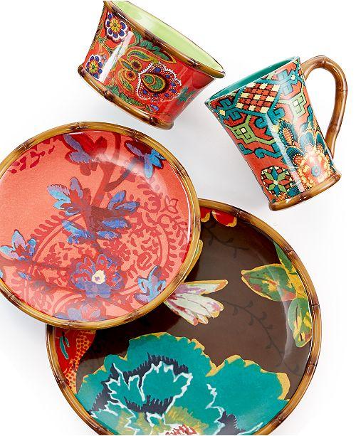 Tracy Porter Eden Ranch Dinnerware Collection - Dinnerware - Dining ...