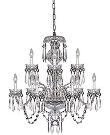 Waterford Cranmore 9 Arm Chandelier Crystal Ceiling Lighting