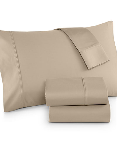 CLOSEOUT! Geneva Queen 6-Pc Sheet Set, 1200 Thread Count, Created for Macy's