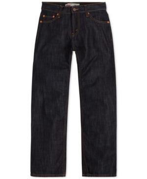 Levis 514 Straight Fit Jeans Big Boys Husky (820)