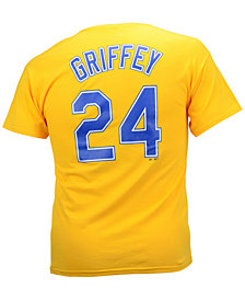 Majestic Men's Ken Griffey Jr. Seattle Mariners Cooperstown Player T-Shirt