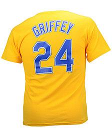 Majestic Men's Ken Griffey Jr. Seattle Mariners Cooperstown Player T-Shirt