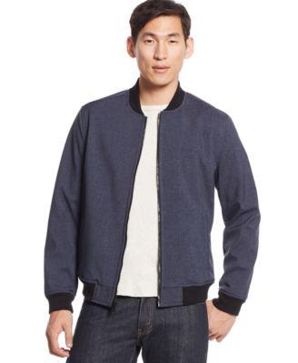 Levi's® Varsity Bomber Jacket - Coats & Jackets - Men - Macy's