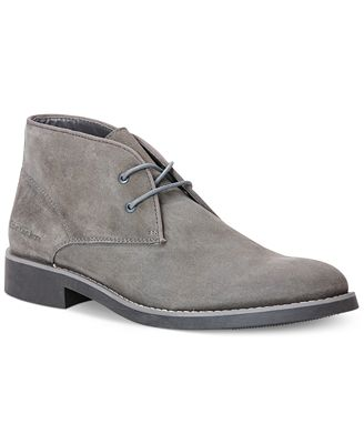 Calvin Klein Jeans Marston Suede Chukka Boots - All Men's Shoes ...