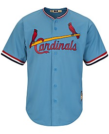 Majestic Men's St. Louis Cardinals Cooperstown Fan Replica Jersey