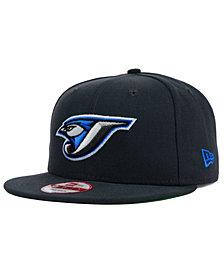 New Era Toronto Blue Jays 2 Tone Link Cooperstown 9FIFTY Snapback Cap