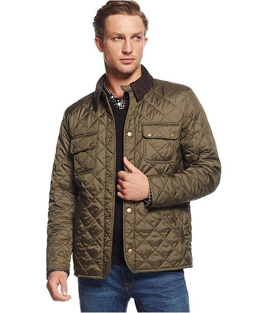 Barbour Tinford Quilted Jacket Coats Amp Jackets Men