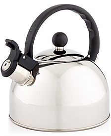 1.5-Qt. Stainless Steel Tea Kettle, Created for Macy's