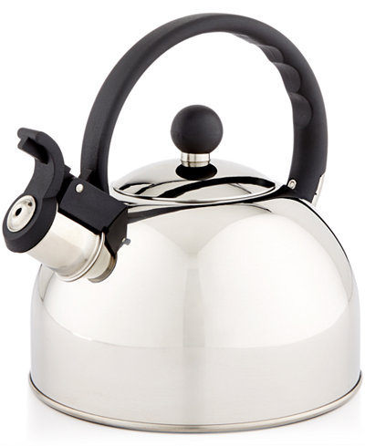 Tools of the Trade 1.5-Qt. Stainless Steel Tea Kettle, Only at