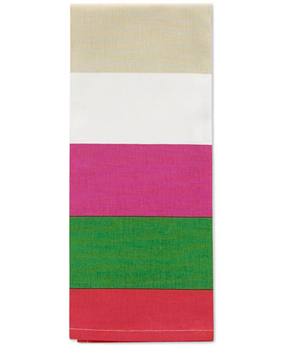 Kate Spade New York Rainey Street Kitchen Towel Cleaning Organization For The Home Macy 39 S