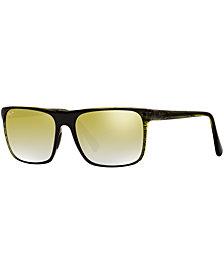 Maui Jim Polarized Sunglasses, 705 Flat Island 58