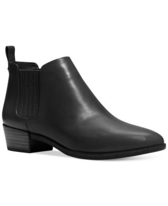 MICHAEL Michael Kors Shaw Ankle Booties