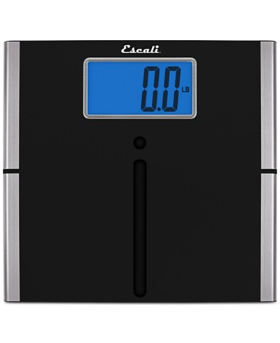 Escali Ultra Slim Easy Read Digital Body Scale