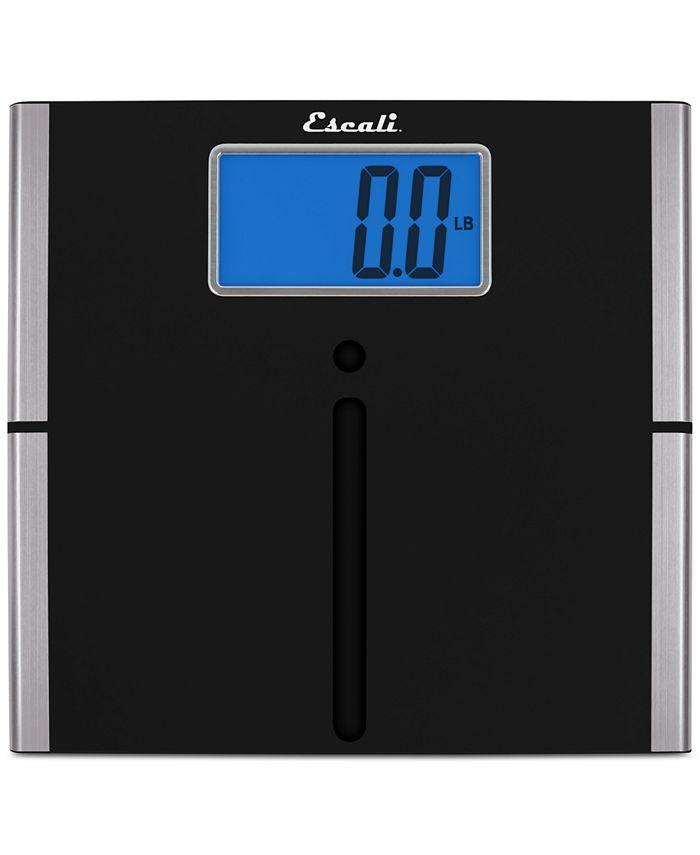 Escali - Ultra Slim Easy Read Digital Body Scale