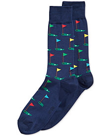 Hot Sox Golf Crew Socks