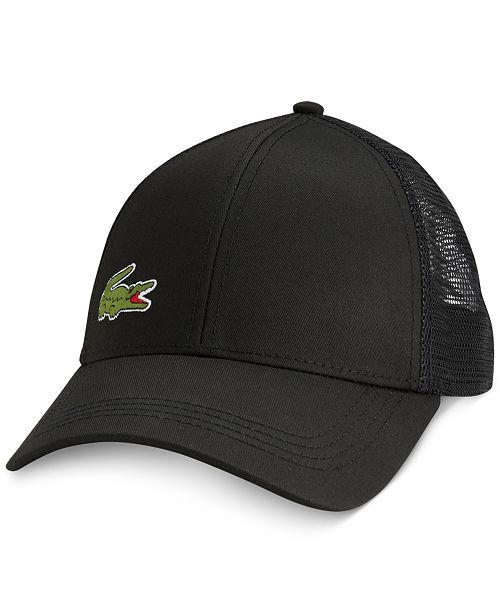 5435a008fec5 Lacoste Trucker Hat   Reviews - Hats