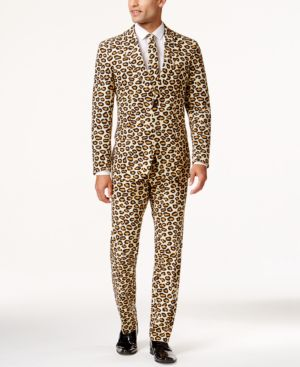OppoSuits The Jag Slim-Fit Suit and Tie thumbnail