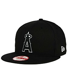 Los Angeles Angels of Anaheim B-Dub 9FIFTY Snapback Cap