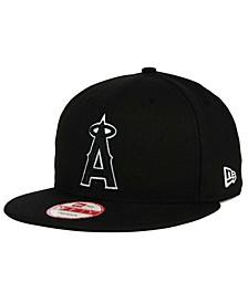 Los Angeles Angels of Anaheim B-Dub 9FIFTY Snapback Cap