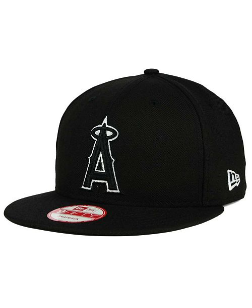 24ad6ba7bb3 ... New Era Los Angeles Angels of Anaheim B-Dub 9FIFTY Snapback Cap ...