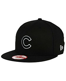 Chicago Cubs B-Dub 9FIFTY Snapback Cap