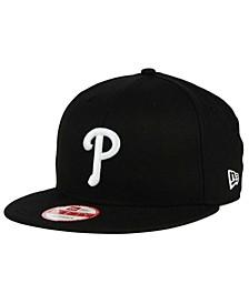 Philadelphia Phillies B-Dub 9FIFTY Snapback Cap