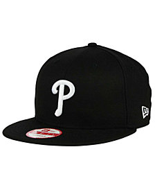 New Era Philadelphia Phillies B-Dub 9FIFTY Snapback Cap