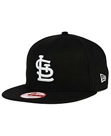 St. Louis Cardinals B-Dub 9FIFTY Snapback Cap