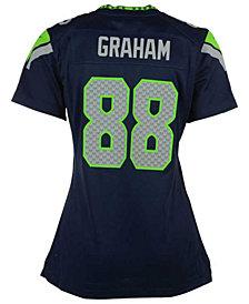 Nike Women's Jimmy Graham Seattle Seahawks Game Jersey