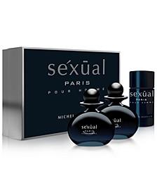 Men's Sexual Paris Homme Gift Set