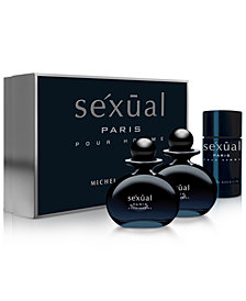 Michel Germain Men's Sexual Paris Homme Gift Set, A $130 Value