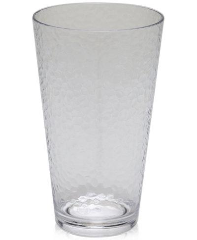 Certified International Acrylic Clear Highball Glass