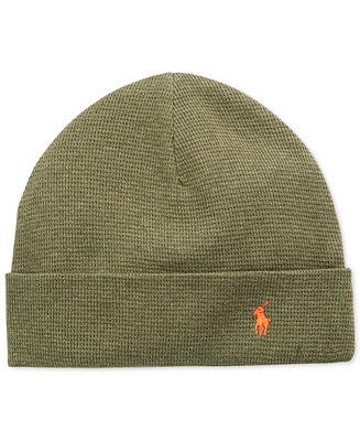 8d4017a208066 Polo Ralph Lauren Thermal Cuffed Beanie   Reviews - Hats