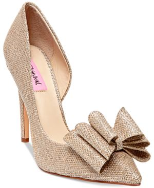 PRINCE D'ORSAY EVENING PUMPS WOMEN'S SHOES