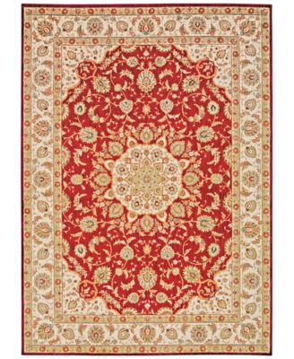 "Home Ancient Times Palace Dream 3'9"" x 5'9"" Area Rug"