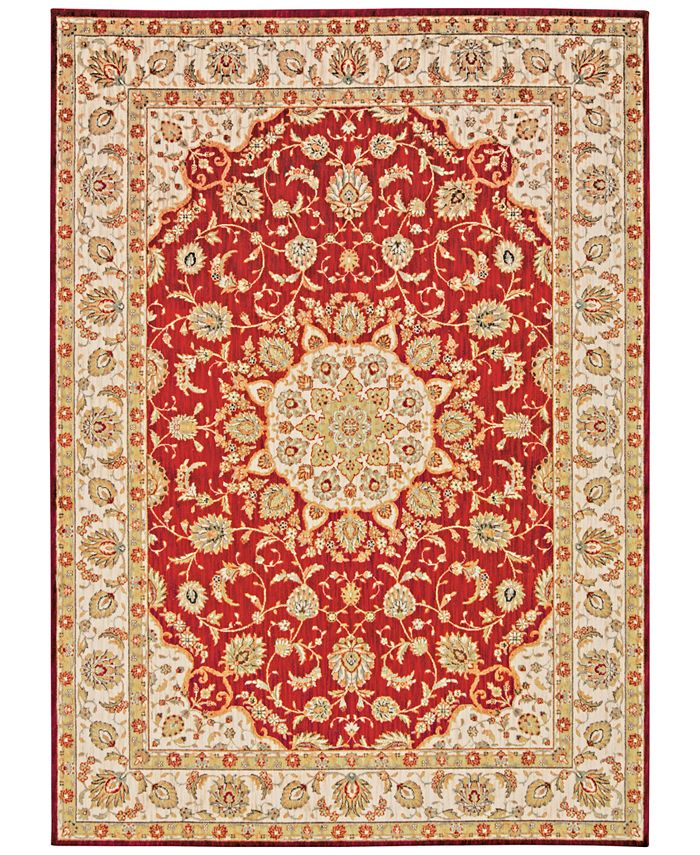 """Kathy Ireland - Ancient Times Palace Dream 3'9"""" x 5'9""""  Area Rug"""