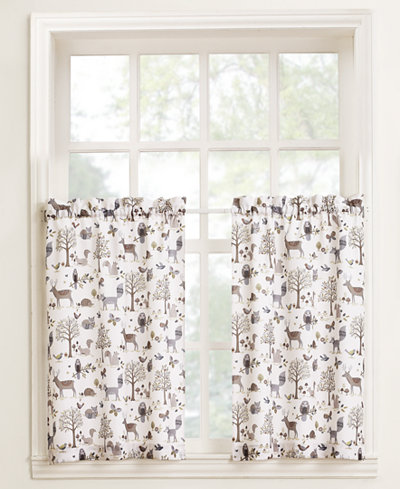 Curtains Ideas 36 inch cafe curtains : Kitchen Curtains Kitchen Curtains - Macy's