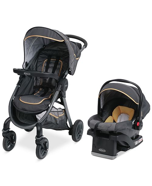 Baby FastAction Fold 2.0 Travel System