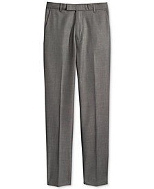 Calvin Klein Big Boys Mini Birdseye Pants