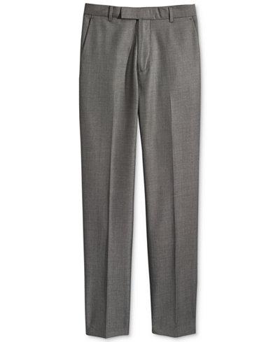 Calvin Klein Mini Birdseye Pants, Big Boys Husky