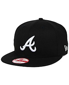 New Era Atlanta Braves B-Dub 9FIFTY Snapback Cap