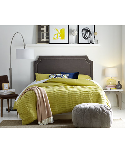 Corinth Upholstered Headboards, Quick Ship