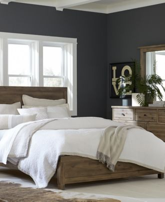 Canyon Bedroom Furniture Collection Furniture Macy s