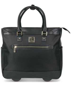 "Kenneth Cole Reaction ""Call It Off 16"" Rolling Business Tote"