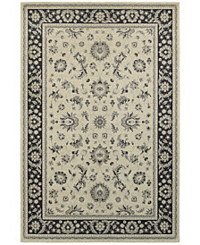 Oriental Weavers Richmond Pira Ivory/Navy Area Rugs
