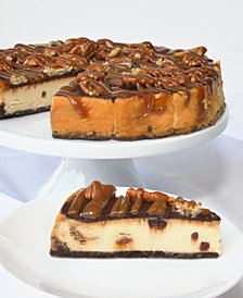 "Eli's Cheesecake, 8"" Turtle Cheesecake"