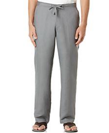 mens gray linen gaucho pants - Shop for and Buy mens gray linen ...