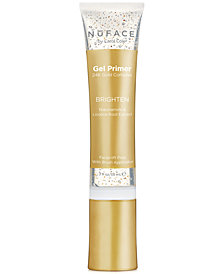 NuFace Gel Primer 24K Gold Complex - Brighten, 2 oz