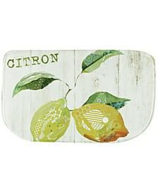 "Kitchen, Citron 18"" x 30"" Memory Foam Rug"