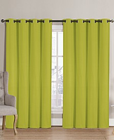CLOSEOUT! Neil 52'' x 90'' Blackout Curtain Panel